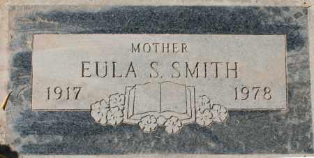 SMITH, EULA S - Maricopa County, Arizona | EULA S SMITH - Arizona Gravestone Photos