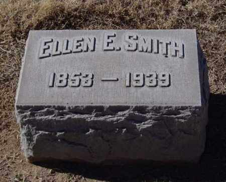 SMITH, ELLEN E. - Maricopa County, Arizona | ELLEN E. SMITH - Arizona Gravestone Photos