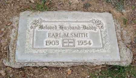 SMITH, EARL M. - Maricopa County, Arizona   EARL M. SMITH - Arizona Gravestone Photos