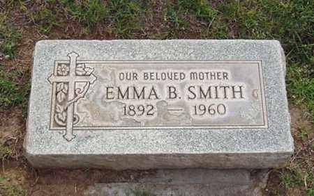 SMITH, EMMA B. - Maricopa County, Arizona | EMMA B. SMITH - Arizona Gravestone Photos