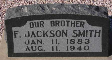 SMITH, F. JACKSON - Maricopa County, Arizona | F. JACKSON SMITH - Arizona Gravestone Photos