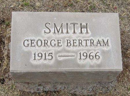SMITH, GEORGE BERTRAM - Maricopa County, Arizona | GEORGE BERTRAM SMITH - Arizona Gravestone Photos