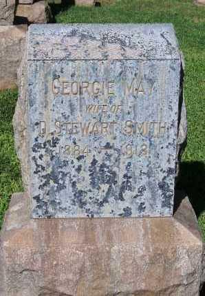 SMITH, GEORGIE MAY - Maricopa County, Arizona | GEORGIE MAY SMITH - Arizona Gravestone Photos