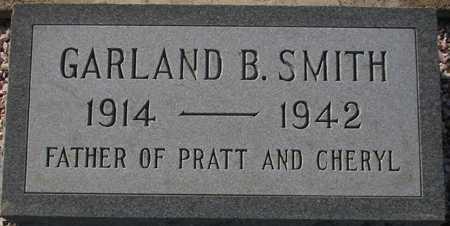 SMITH, GARLAND B. - Maricopa County, Arizona | GARLAND B. SMITH - Arizona Gravestone Photos