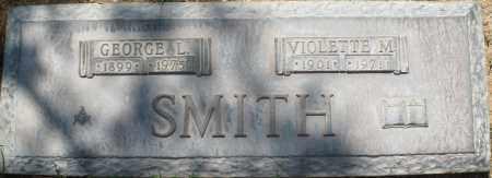 SMITH, GEORGE L. - Maricopa County, Arizona | GEORGE L. SMITH - Arizona Gravestone Photos