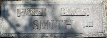SMITH, VIOLETTE M. - Maricopa County, Arizona | VIOLETTE M. SMITH - Arizona Gravestone Photos