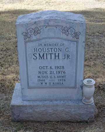 SMITH, HOUSTON G., JR. - Maricopa County, Arizona | HOUSTON G., JR. SMITH - Arizona Gravestone Photos