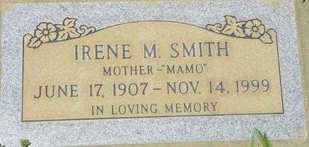 SMITH, IRENE M - Maricopa County, Arizona | IRENE M SMITH - Arizona Gravestone Photos