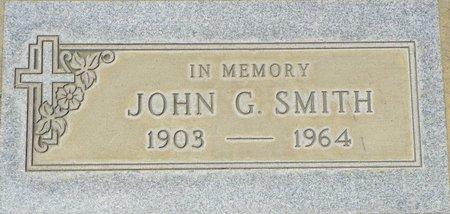 SMITH, JOHN G - Maricopa County, Arizona | JOHN G SMITH - Arizona Gravestone Photos