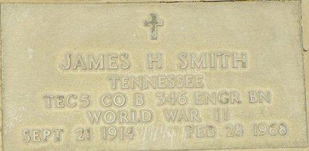 SMITH, JAMES H - Maricopa County, Arizona | JAMES H SMITH - Arizona Gravestone Photos
