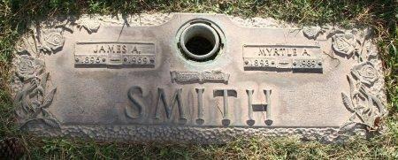 SMITH, JAMES A - Maricopa County, Arizona   JAMES A SMITH - Arizona Gravestone Photos