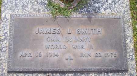 SMITH, JAMES L. - Maricopa County, Arizona | JAMES L. SMITH - Arizona Gravestone Photos