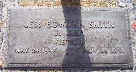 SMITH, JESS BOWMAN - Maricopa County, Arizona | JESS BOWMAN SMITH - Arizona Gravestone Photos