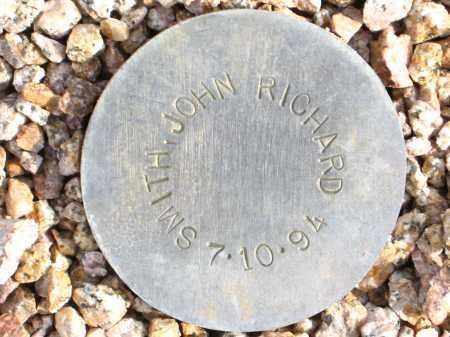 SMITH, JOHN RICHARD - Maricopa County, Arizona | JOHN RICHARD SMITH - Arizona Gravestone Photos