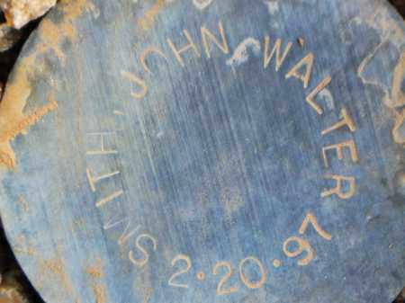 SMITH, JOHN WALTER - Maricopa County, Arizona | JOHN WALTER SMITH - Arizona Gravestone Photos
