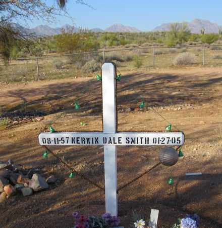 SMITH, KERWIN DALE - Maricopa County, Arizona   KERWIN DALE SMITH - Arizona Gravestone Photos