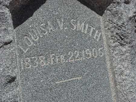 SMITH, LOUISA V - Maricopa County, Arizona   LOUISA V SMITH - Arizona Gravestone Photos