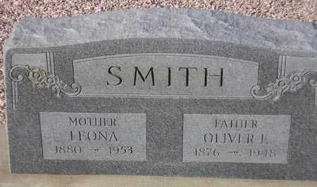 SMITH, LEONA - Maricopa County, Arizona | LEONA SMITH - Arizona Gravestone Photos