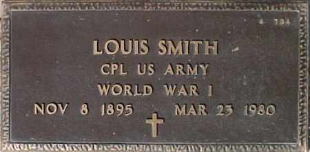 SMITH, LOUIS - Maricopa County, Arizona | LOUIS SMITH - Arizona Gravestone Photos