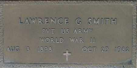 SMITH, LAWRENCE G - Maricopa County, Arizona | LAWRENCE G SMITH - Arizona Gravestone Photos