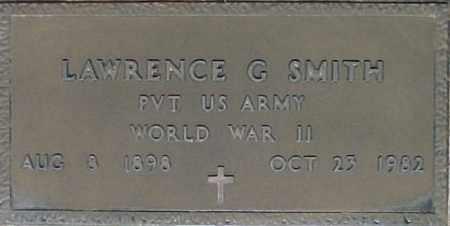SMITH, LAWRENCE G - Maricopa County, Arizona   LAWRENCE G SMITH - Arizona Gravestone Photos