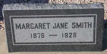 SMITH, MARGARET JANE - Maricopa County, Arizona   MARGARET JANE SMITH - Arizona Gravestone Photos