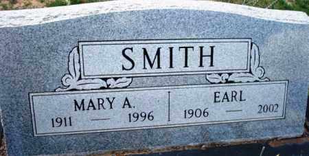 SMITH, EARL - Maricopa County, Arizona | EARL SMITH - Arizona Gravestone Photos