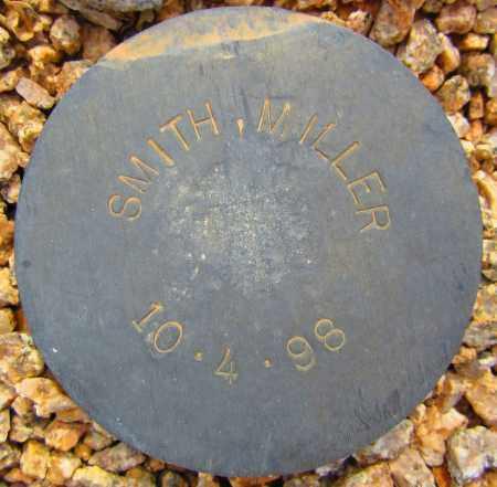 SMITH, MILLER - Maricopa County, Arizona   MILLER SMITH - Arizona Gravestone Photos