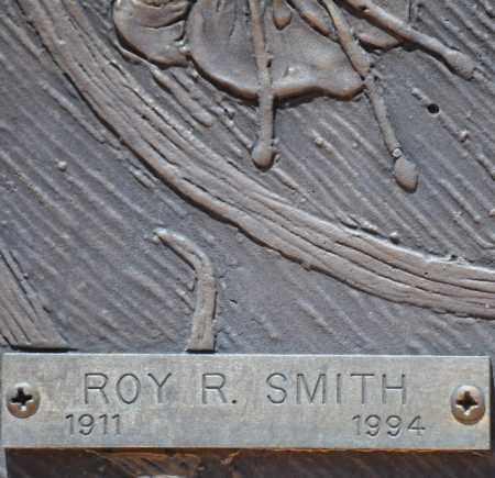 SMITH, ROY R. - Maricopa County, Arizona | ROY R. SMITH - Arizona Gravestone Photos