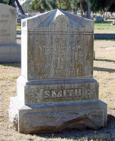 SMITH, SARAH E. - Maricopa County, Arizona | SARAH E. SMITH - Arizona Gravestone Photos