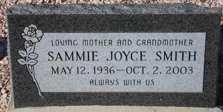 SMITH, SAMMIE JOYCE - Maricopa County, Arizona | SAMMIE JOYCE SMITH - Arizona Gravestone Photos