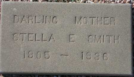 SMITH, STELLA E. - Maricopa County, Arizona | STELLA E. SMITH - Arizona Gravestone Photos