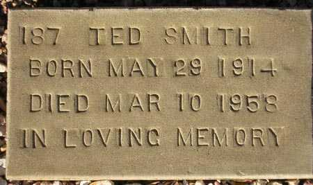 SMITH, TED - Maricopa County, Arizona | TED SMITH - Arizona Gravestone Photos