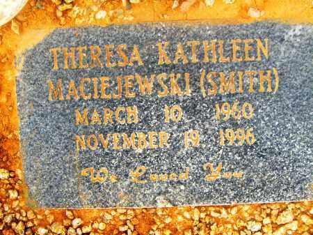 SMITH, THERESA KATHLEEN - Maricopa County, Arizona | THERESA KATHLEEN SMITH - Arizona Gravestone Photos