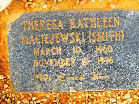 SMITH, THERESA KATHLEEN - Maricopa County, Arizona | THERESA KATHLEEN SMITH - Arizona Gravestone Photos