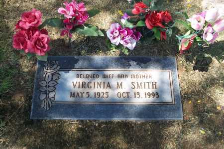 GREEN SMITH, VIRGINIA M - Maricopa County, Arizona | VIRGINIA M GREEN SMITH - Arizona Gravestone Photos