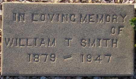 SMITH, WILLIAM T. - Maricopa County, Arizona | WILLIAM T. SMITH - Arizona Gravestone Photos