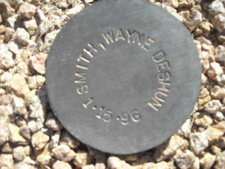 SMITH, WAYNE DESHUN - Maricopa County, Arizona   WAYNE DESHUN SMITH - Arizona Gravestone Photos