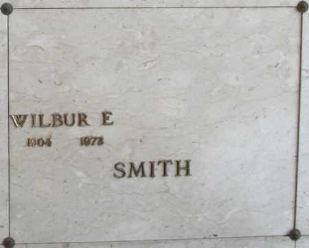 SMITH, WILBUR E - Maricopa County, Arizona   WILBUR E SMITH - Arizona Gravestone Photos