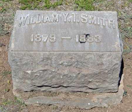 SMITH, WILLIAM Y. T. - Maricopa County, Arizona | WILLIAM Y. T. SMITH - Arizona Gravestone Photos