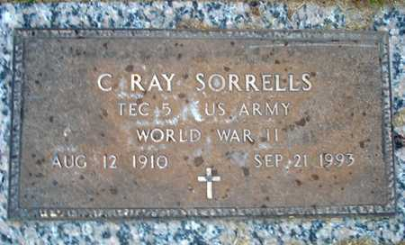 SORRELLS, C. RAY - Maricopa County, Arizona | C. RAY SORRELLS - Arizona Gravestone Photos