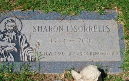 SORRELLS, SHARON L. - Maricopa County, Arizona | SHARON L. SORRELLS - Arizona Gravestone Photos