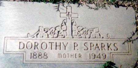 PENDARVIS SPARKS, DOROTHY P. - Maricopa County, Arizona   DOROTHY P. PENDARVIS SPARKS - Arizona Gravestone Photos
