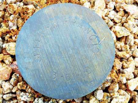 SPEERS, FRANCIS - Maricopa County, Arizona | FRANCIS SPEERS - Arizona Gravestone Photos