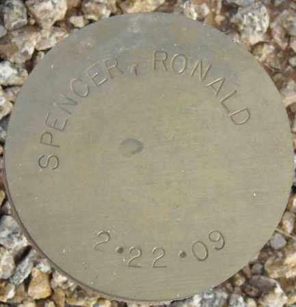 SPENCER, RONALD - Maricopa County, Arizona | RONALD SPENCER - Arizona Gravestone Photos