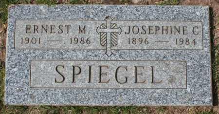 SPIEGEL, JOSEPHINE C - Maricopa County, Arizona | JOSEPHINE C SPIEGEL - Arizona Gravestone Photos