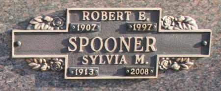 SPOONER, SYLVIA M - Maricopa County, Arizona | SYLVIA M SPOONER - Arizona Gravestone Photos