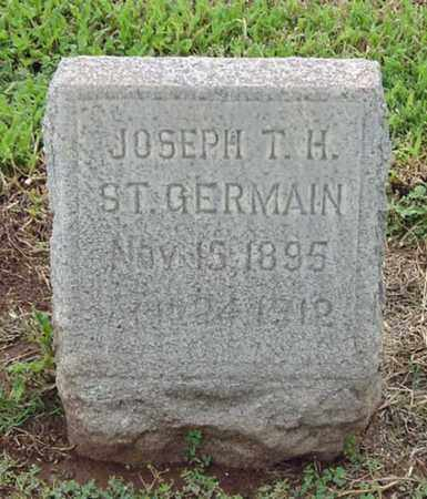 ST GERMAIN, JOSEPH T. H. - Maricopa County, Arizona | JOSEPH T. H. ST GERMAIN - Arizona Gravestone Photos