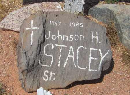 STACEY, JOHNSON H., SR. - Maricopa County, Arizona | JOHNSON H., SR. STACEY - Arizona Gravestone Photos