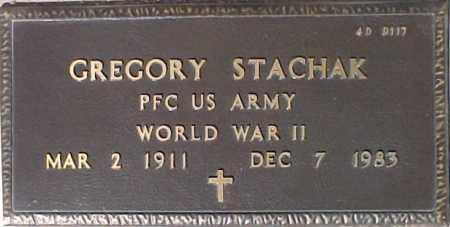 STACHAK, GREGORY - Maricopa County, Arizona | GREGORY STACHAK - Arizona Gravestone Photos